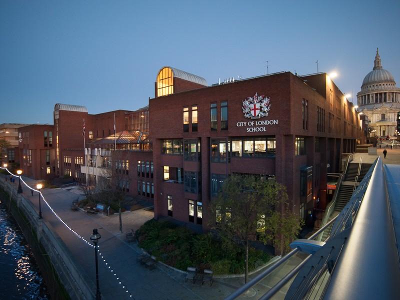 Fees City Of London School