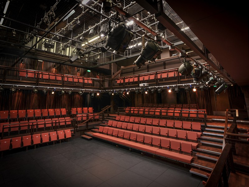 Learn more about our dedicated drama theatre