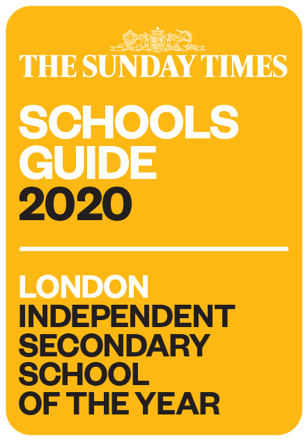 London Independent School of the Year